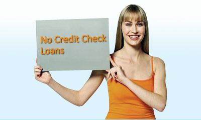 Say NO to 'no credit check loans'